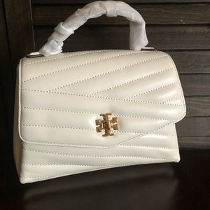 Tory Burch Kira Chevron Satchel